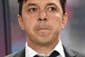 """6. Lionel Messi declaró que Marcelo Gallardo es """"un entrenador muy inteligente"""" Foto:Getty Images"""