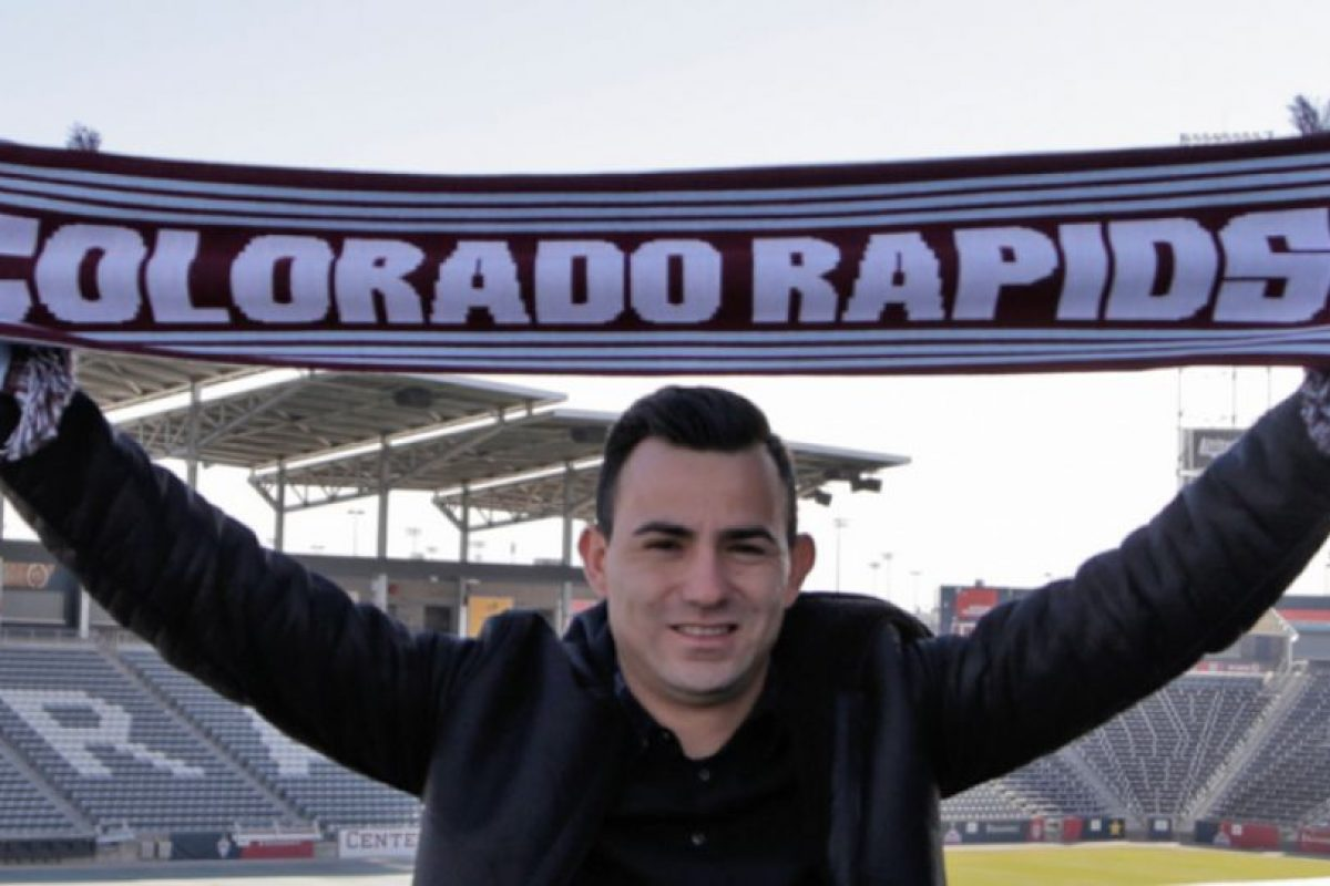 Pappa llegará a un club que terminó último en la Conferencia Oeste en la temporada 2015. Foto:MLS