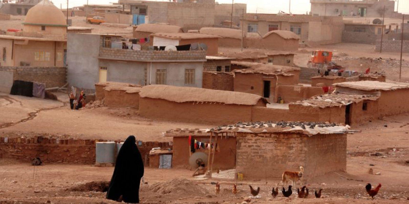 Sin embargo, decidieron no lanzar ataques aéreos debido a que estaba cerca de casas de civiles. Foto:Vía Wikipedia Commons