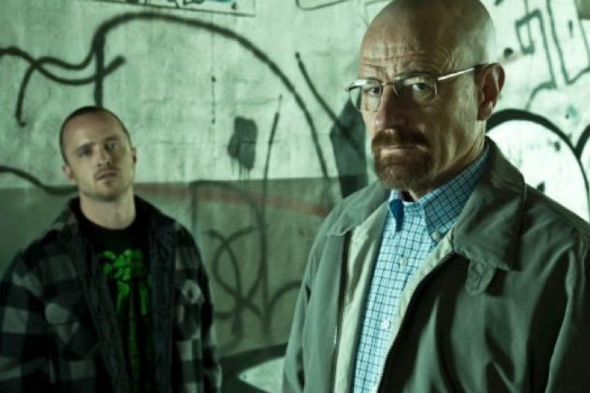 La serie fue ambientada y producida en Albuquerque, Nuevo México. Foto:Vía AMC