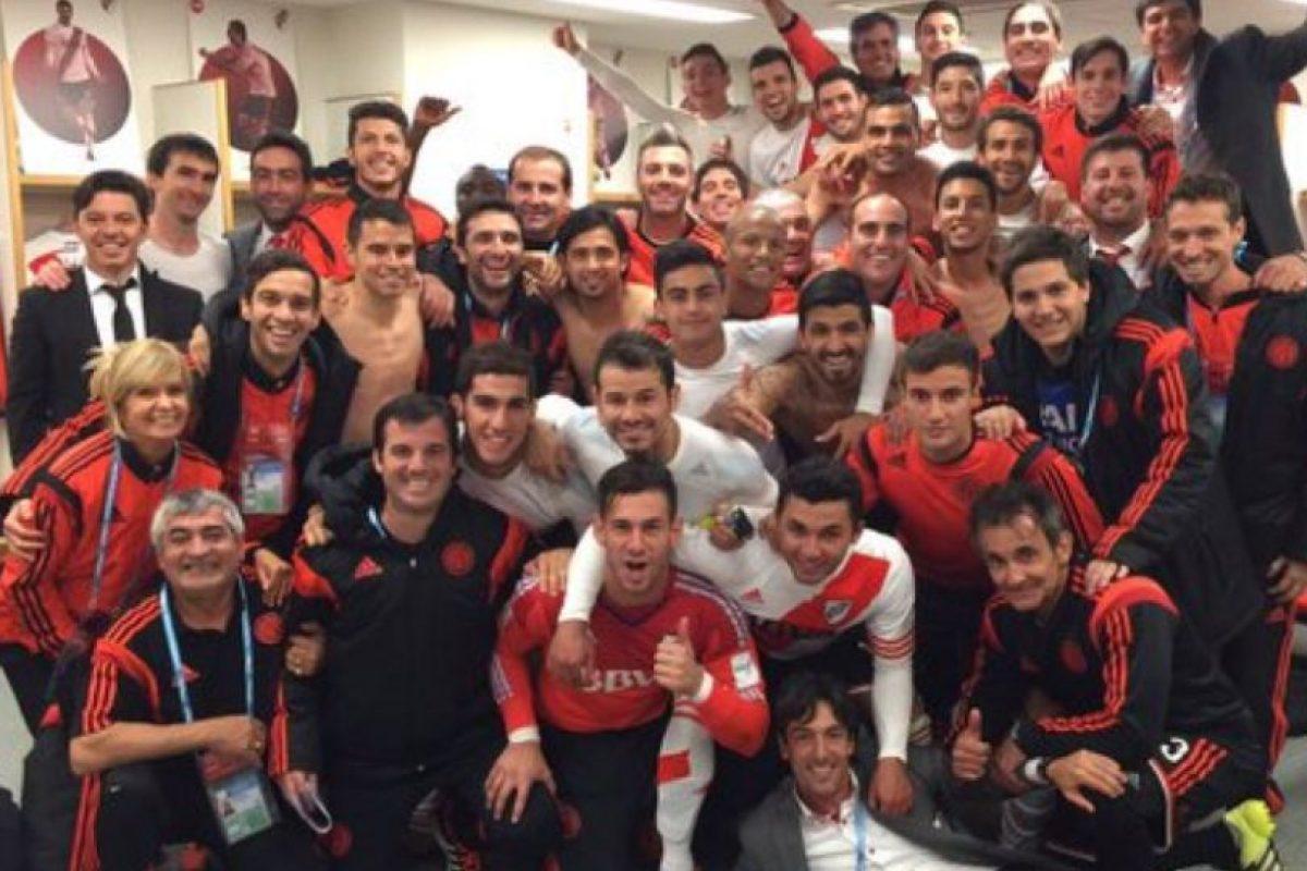 2. Es el cuarto equipo argentino que llega a la final del Mundial. Antes lo hicieron Boca Juniors, Estudiantes de La Plata y San Lorenzo Foto:Getty Images
