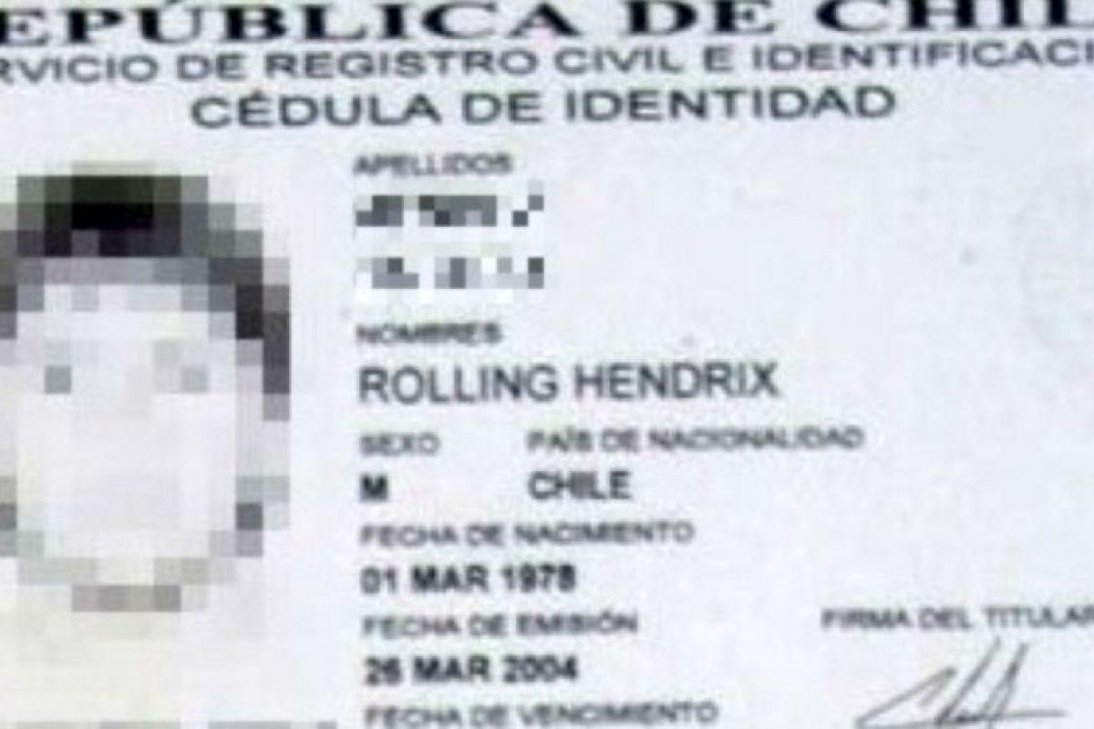 Rolling Hendrix Foto:Recreoviral