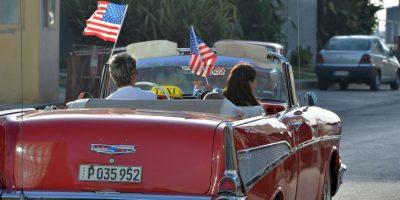 El 20 de julio de este año se abrieron las embajadas en ambos países. Foto:AFP