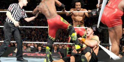 Nació en San Diego, California Foto:WWE