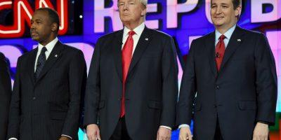 Jeb Bush atacó a Donald Trump sobre su propósito de prohibir a los musulmanes entrar a Estados Unidos Foto:AFP