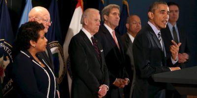 También solicitó a los estadounidense estar alertas. Foto:AFP