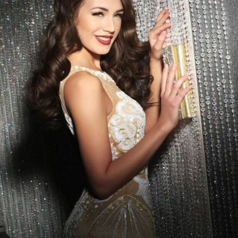 Denisa Vysnovska es Miss Eslovaquia Foto:vía facebook.com/MissUniverse