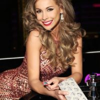 Romina Rocamonje es Miss Bolivia Foto:vía facebook.com/MissUniverse