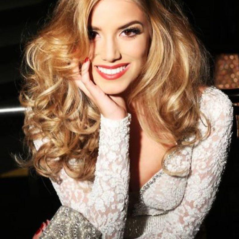 Cynthia Roger Samuel es Miss Líbano Foto:vía facebook.com/MissUniverse