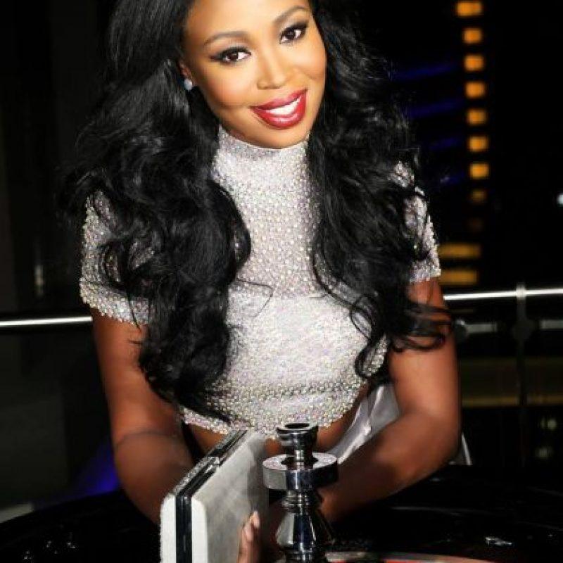 Hilda Frimpong es Miss Ghana Foto:vía facebook.com/MissUniverse