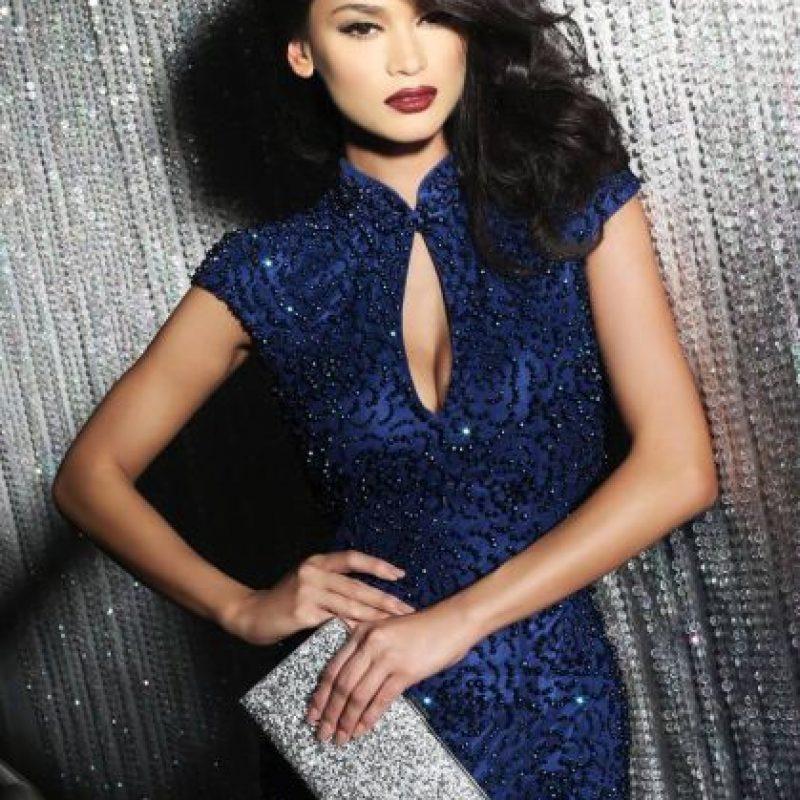 Pia Alonzo Wurtzbach es Miss Filipinas Foto:vía facebook.com/MissUniverse