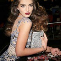 Janet Kerdikoshvili es Miss Georgia Foto:vía facebook.com/MissUniverse
