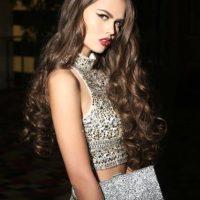 Vladislava Evtushenko es Miss Rusia Foto: vía facebook.com/MissUniverse