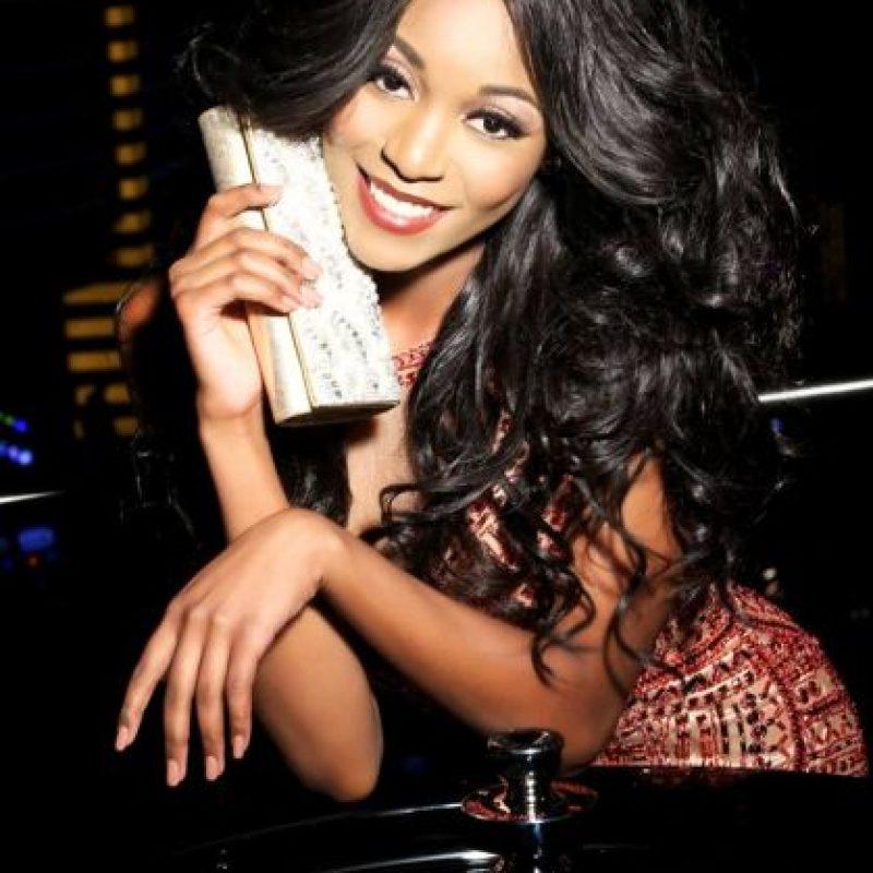 Refilwe Mthimunye es Miss Sudáfrica Foto:vía facebook.com/MissUniverse