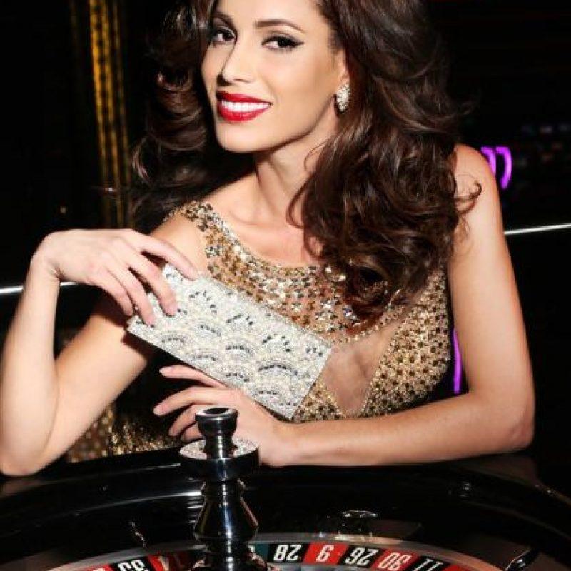 Paola Nunez es Miss Canadá Foto:vía facebook.com/MissUniverse