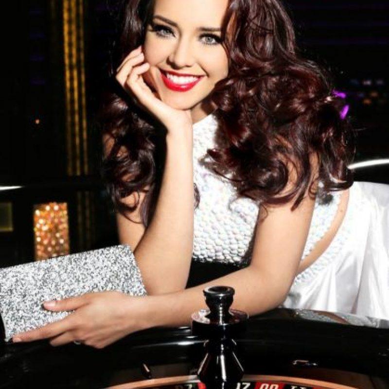 Alysha Boekhoudt es Miss Aruba Foto:vía facebook.com/MissUniverse