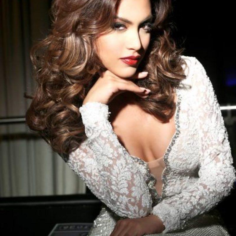 Gladys Brandao Amaya es Miss Panamá Foto:vía facebook.com/MissUniverse