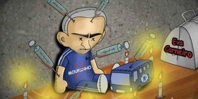 Mourinho desata la locura con los memes tras su salida del Chelsea