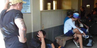 Guatemala niega el paso a los cubanos, hoy remiten a seis a migración
