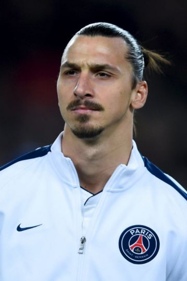 6. Zlatan Ibrahimovic Foto: Getty Images