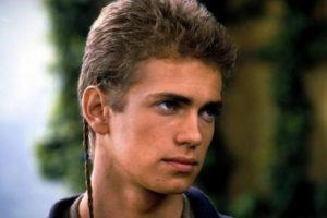 Anakin Skywalker interpretado por Hayden Christensen (Padawan, episodio II). Foto:Publinews