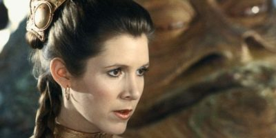 """""""Princesa Leia Organa"""" en """"Star Wars: El regreso del Jedi"""" Foto:IMDb"""