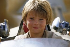 """Anakin Skywalker"" en ""Star Wars: La amenaza fantasta"" Foto: IMDb"