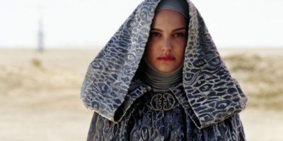 """""""Padmé Amidala"""" en """"Star Wars: El ataque de los Clones"""" Foto:IMDb"""
