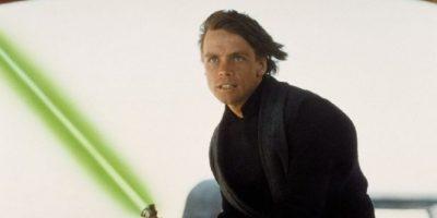 """""""Luke Skywalker"""" en """"Star Wars: El regreso del Jedi"""" Foto:IMDb"""