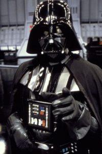 """""""Anakin Skywalker"""" en """"Star Wars: El regreso del Jedi"""" Foto:IMDb"""