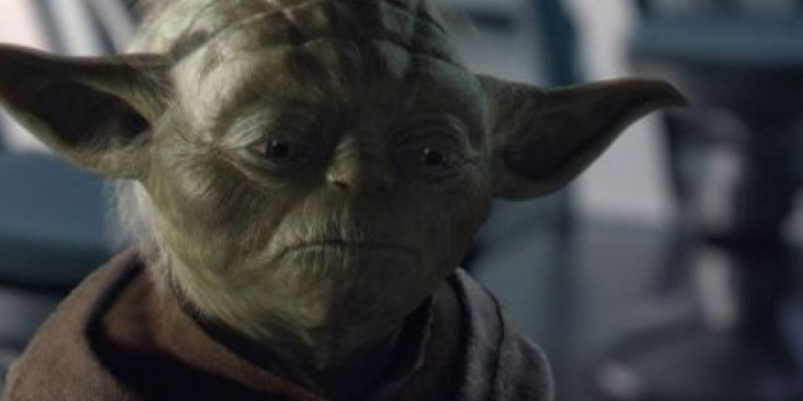 """""""Yoda"""" en """"Star Wars: La venganza de los Sith"""" Foto:IMDb"""