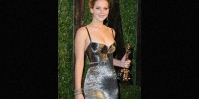 ¿Sabían que cuando va al baño, Jennifer Lawrence no se laba las manos? Foto:Getty Images
