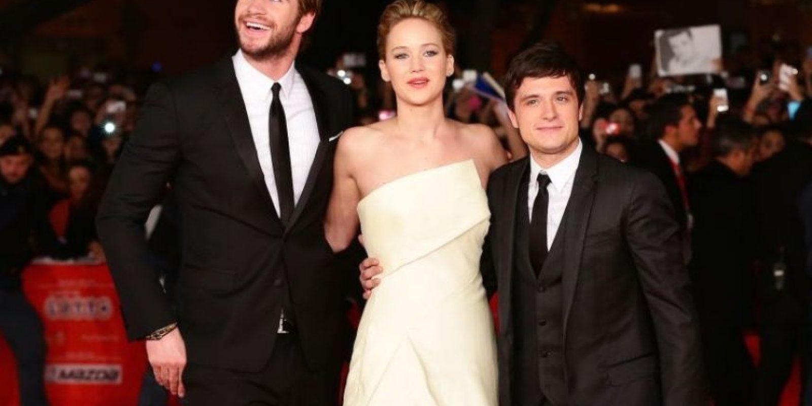 """Además, Liam reveló que después de ir al baño, a la actriz le gusta """"ponerle las manos en toda la cara"""" Foto:Getty Images"""