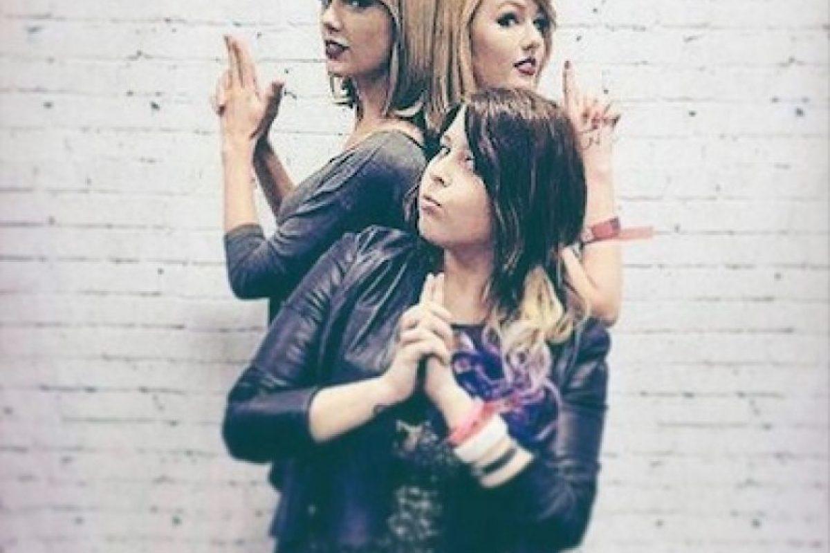 Incluso, Taylor Swift decidió conocerla. Foto:Instagram/olivia_oblivious
