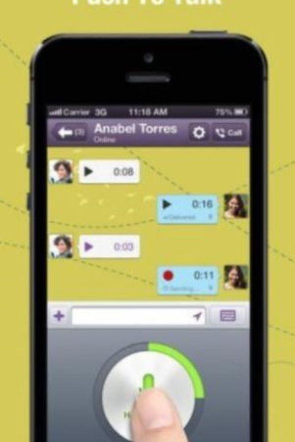 Pueden hacer llamadas y videollamadas, sonido HD, mensajes con fotos y video, chats de hasta 200 personas, etc. Foto:Viber Media Inc.
