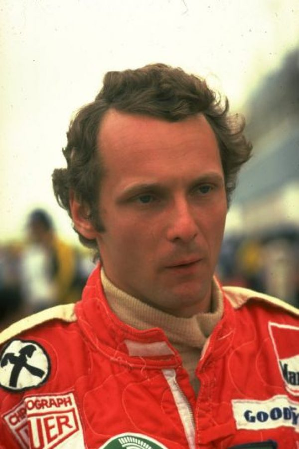 1. Niki Lauda Foto: Getty Images