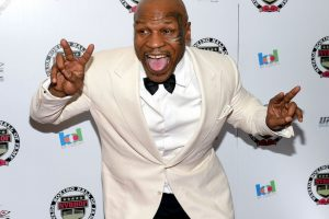 3. Mike Tyson Foto: Getty Images