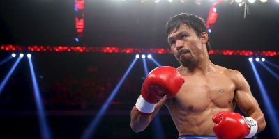 4. Manny Pacquiao Foto:Getty Images