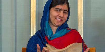 Malala Yousafzai es es una estudiante, activista y bloguera pakistaní. Foto:Getty Images