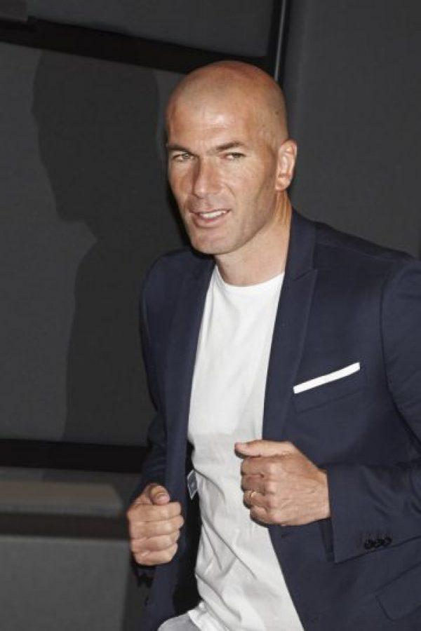 Es una leyenda viviente del fútbol francés y el Real Madrid Foto:Getty Images