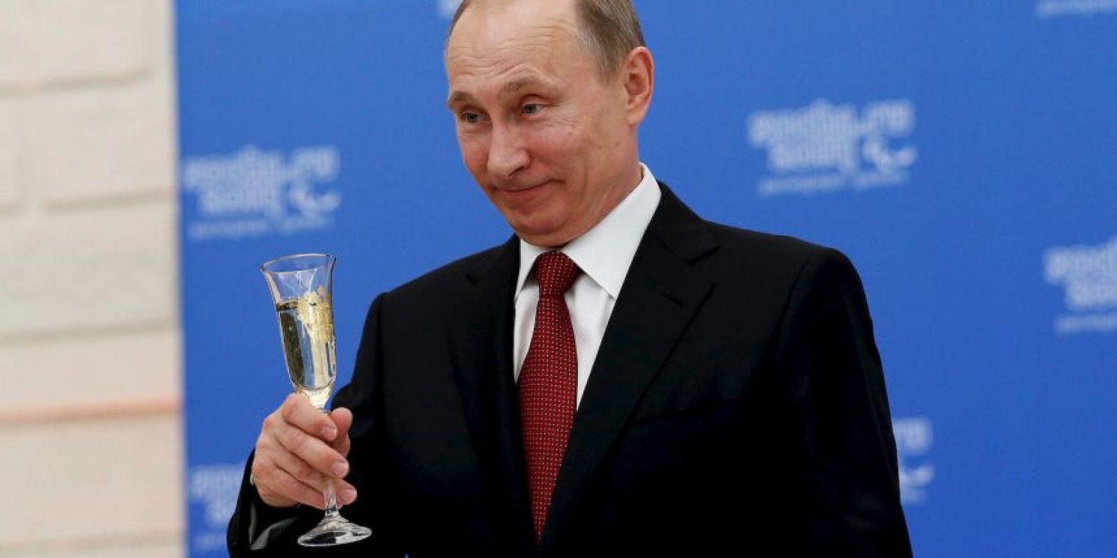 Así ha cambiado Vladimir Putin con el paso de los años Foto:Getty Images