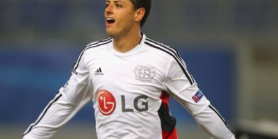 8. Javier Hernández Foto: Getty Images