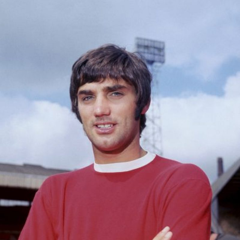 1. George Best Foto:Getty Images
