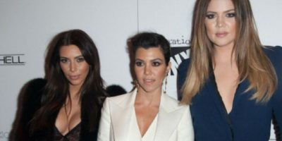 El autocorrector del iPhone trollea a las Kardashian. Foto:Getty Images