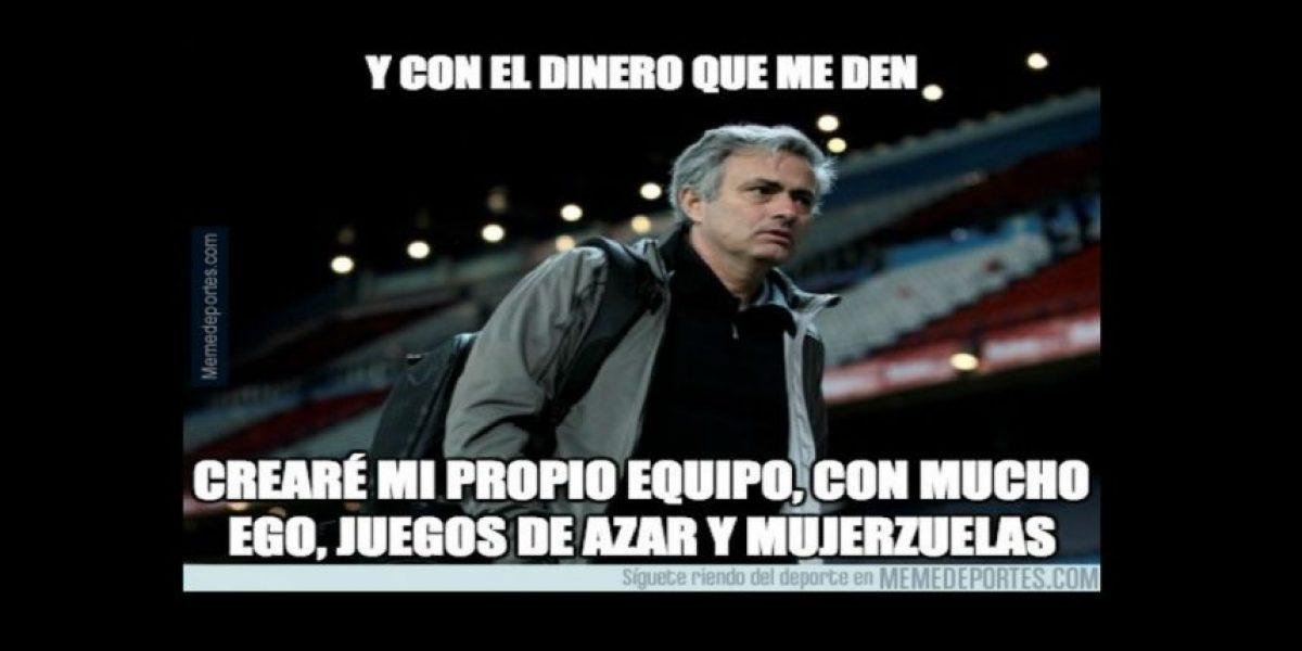 MEMES: José Mourinho fue despedido del Chelsea y las burlas al DT no se detienen