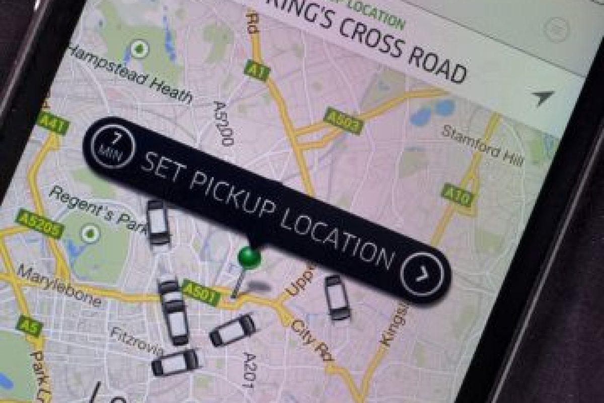 2- Ingresar al menú de opciones ubicado en la izquierda y representado con una silueta o su foto de perfil. Foto:Uber