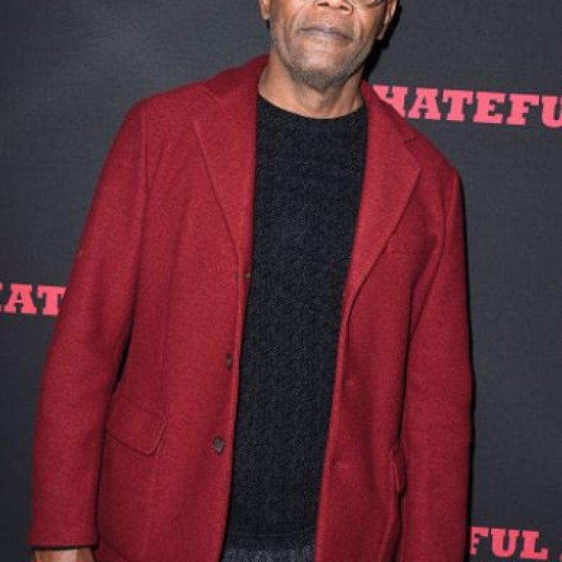 """También hizo una soberbia interpretación en """"Django sin cadenas"""", con Quentin Tarantino. Foto:vía Getty Images"""
