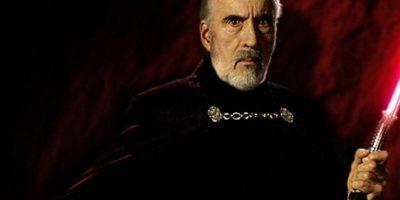 Él fue uno de los líderes Sith más sanguinarios y malvados. Foto:vía 20th Century Fox