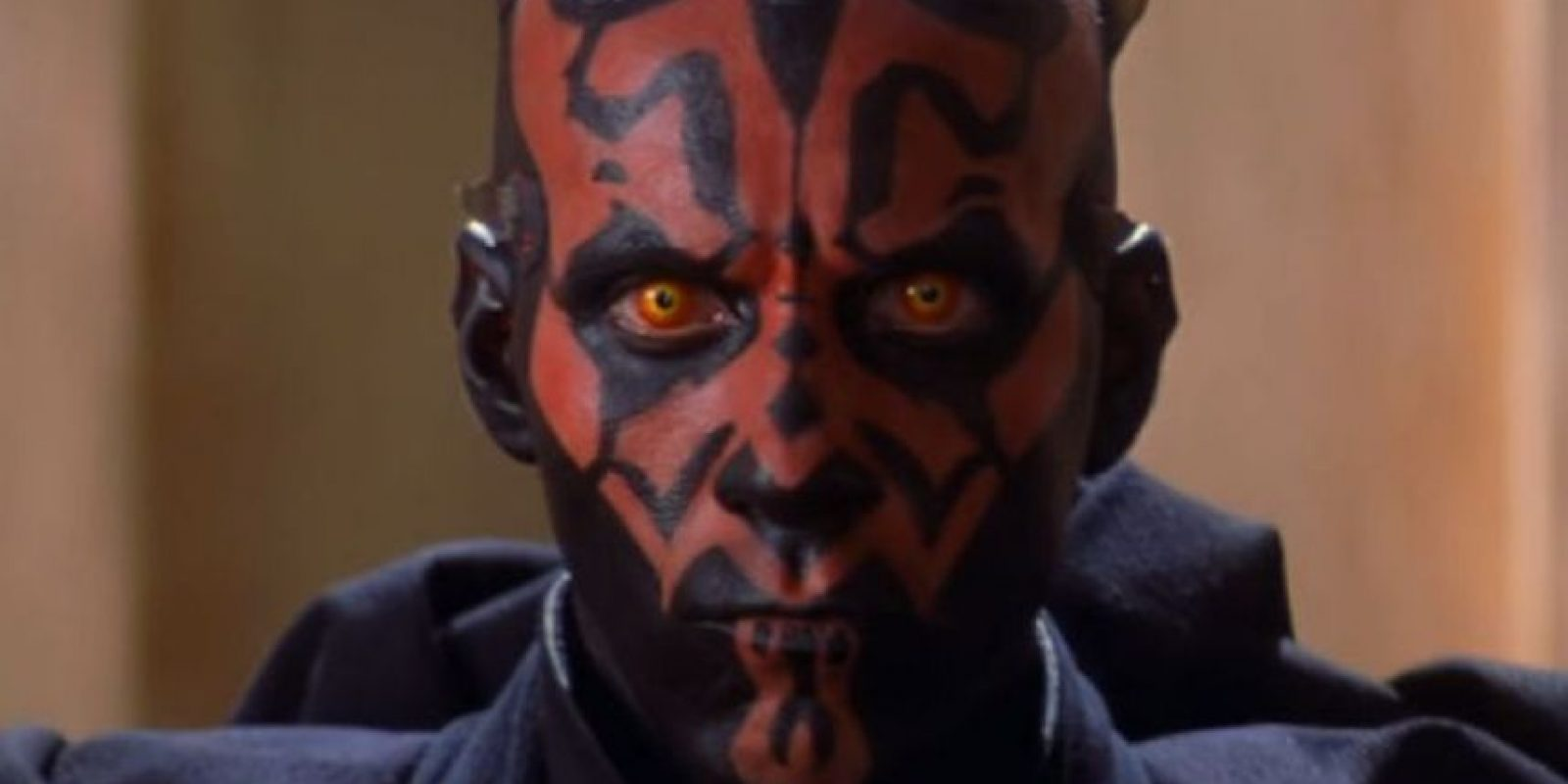"""Ray Park interpretó a """"Darth Maul"""", el malvado Sith de la primera película de la precuela. Foto:vía 20th Century Fox"""