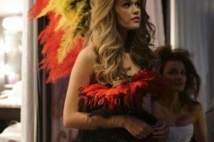 Muchos vestidos, como siempre, son carnavaleros. Foto:vía Facebook/Miss Universe